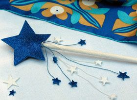 Cinderella - Fairy Godmother Wand  http://family.go.com/crafts/craft-596082-fairy-godmother-wand-t/