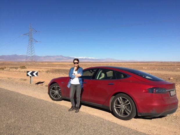Is this the ultimate Tesla roadtrip?50 to 70