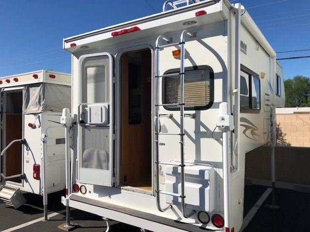 Used 2007 Lance 845, Truck Campers For Sale in Mesa, Arizona Tom's