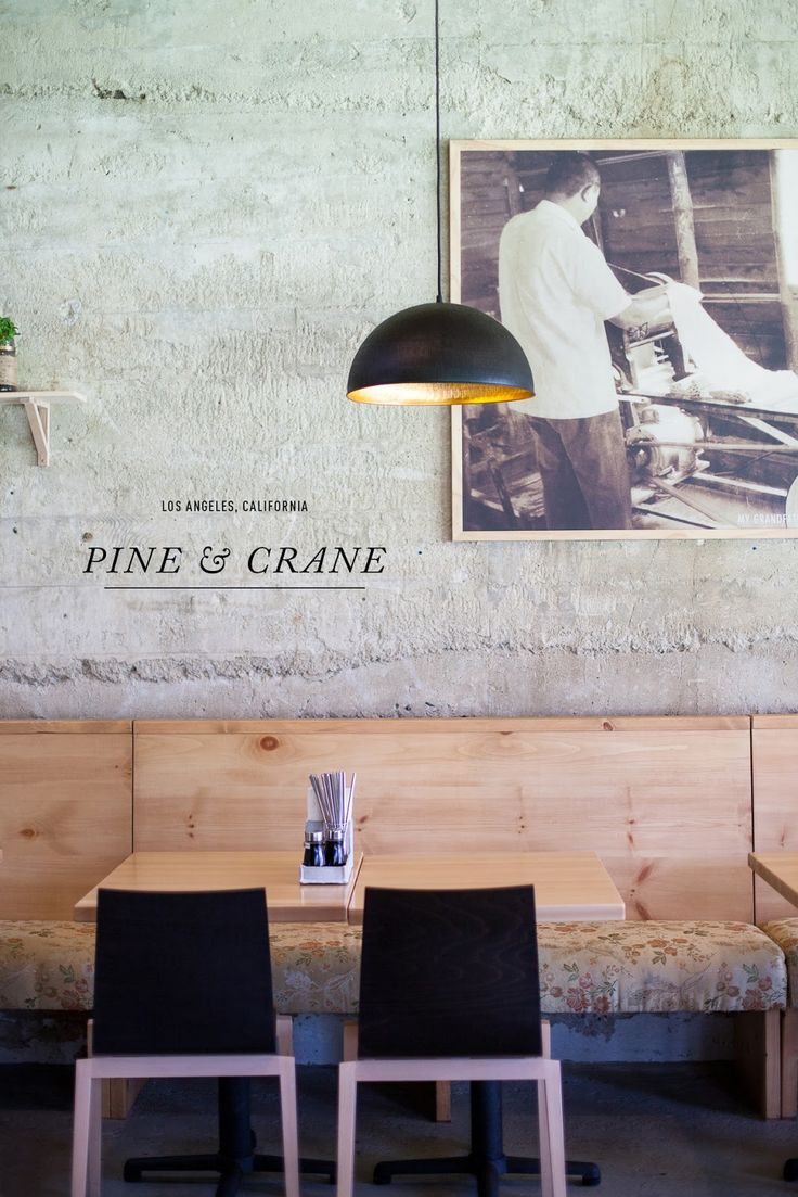 Pine and Crane | Los Angeles, California /