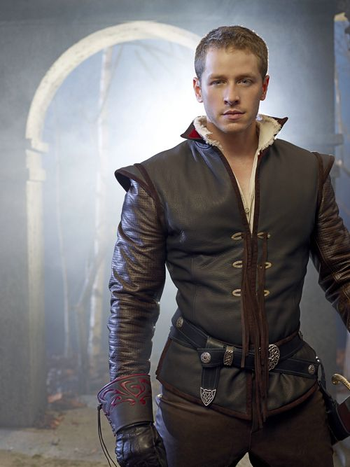 Josh Dallas as Snow White's Prince in ABC's 'Once Upon a Time'