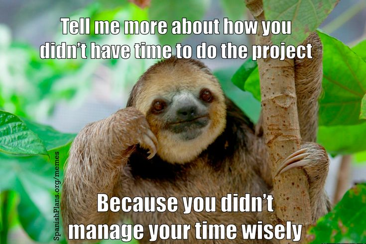 "When a student didn't ""have time"" to get their work done. #teacherproblems #teachermemes"