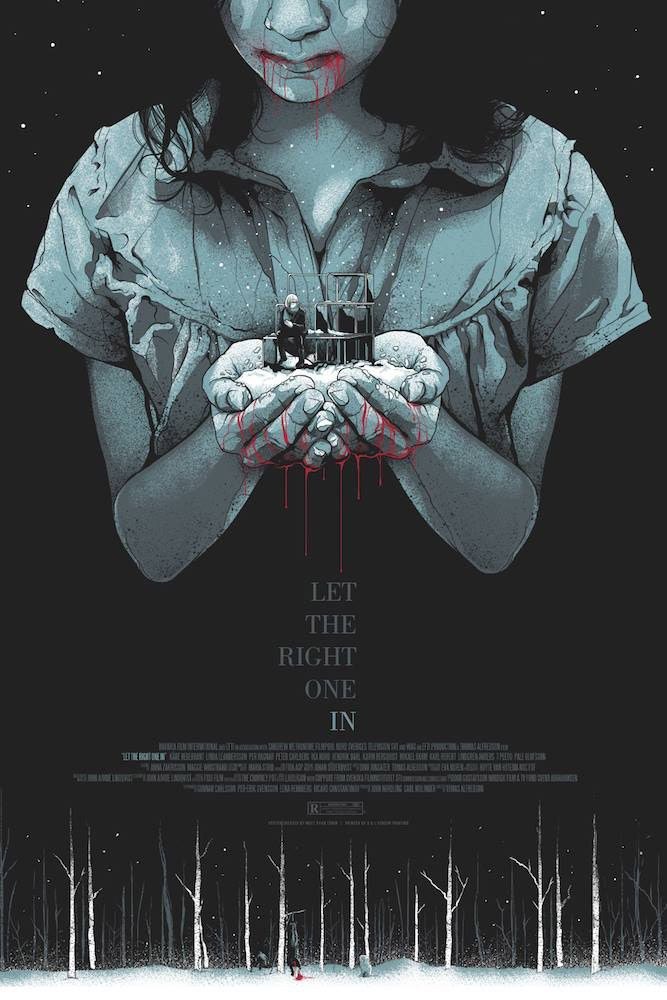 Let The Right One In - movie poster - Matt Ryan