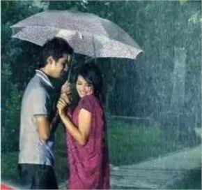Barish image-sweet romantic couple