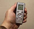 List of Ghost Hunting Tools  (pic)EVP recorder
