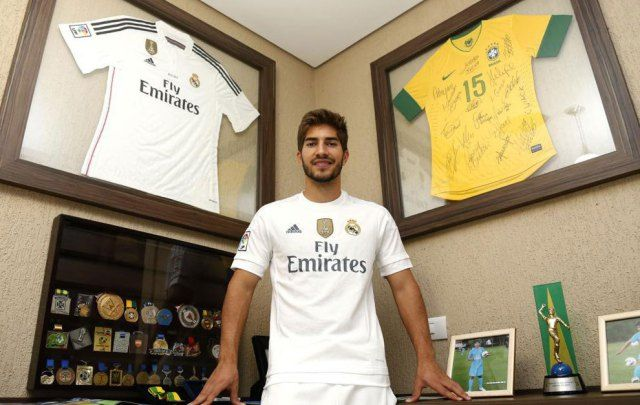 Real Madrids Lucas Silva talks about his heart problem [Facebook]