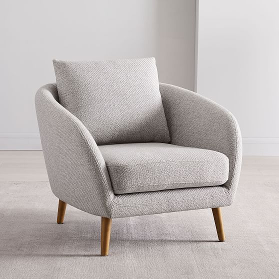hanna chair twill black indigo almond poly in 2019 products rh pinterest com