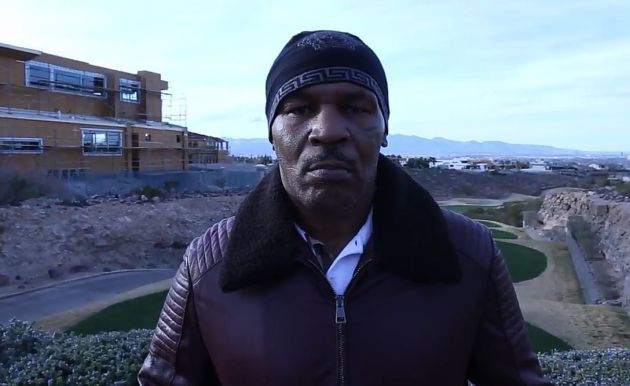 "Mike Tyson premieres the official video for his Soulja Boy diss ""If You Show Up"". Tyson will be training Chris Brown their upcoming boxing match that will be held in Dubai in March. Strictly for"