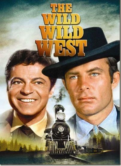 Robert Conrad and Russ Martin, played Jim West and Aretmus Gordon in The Wild…