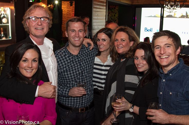 Some of the RTOWN crew at the SOHO SME Business Expo After Party.  Get our recap from the #SME event here: http://rtown.ca/soho-vancouver/