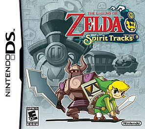 The Legend of Zelda Spirit Tracks Brand New Nintendo DS DSi DSi XL 001087210047 | eBay