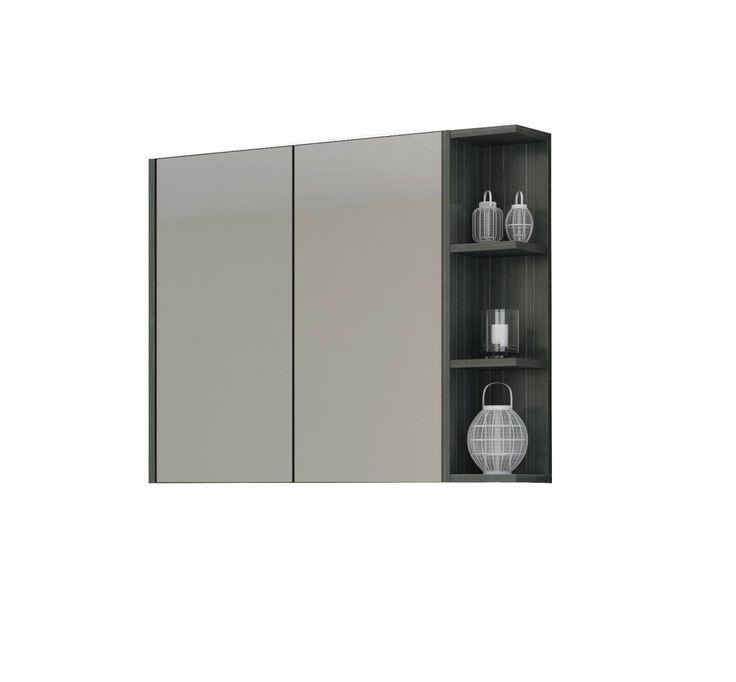 New York Mirror Cabinet - Builders Discount Warehouse