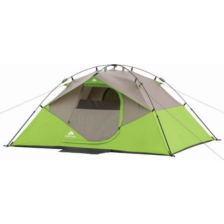 Ozark Trail 4 Person Instant Dome Tent Outdoor C&ing Cover New  sc 1 st  Pinterest & 21 best PitchUp images on Pinterest | Camping life Outdoor ...
