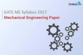 #GATE 2017 #MechanicalEngineering Syllabus, Study Material https://onlinetyari.com/gate/me-mechanical-exam-i62.html?utm_content=buffer21f45&utm_medium=social&utm_source=pinterest.com&utm_campaign=buffer