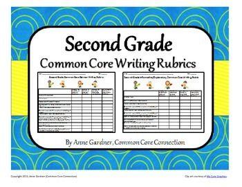 English Language Arts Standards » Writing » Grade 2