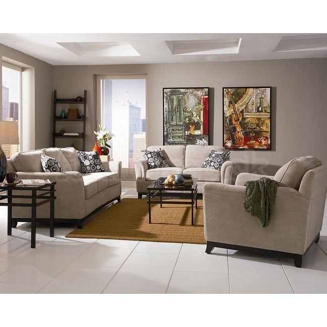 carver living room set
