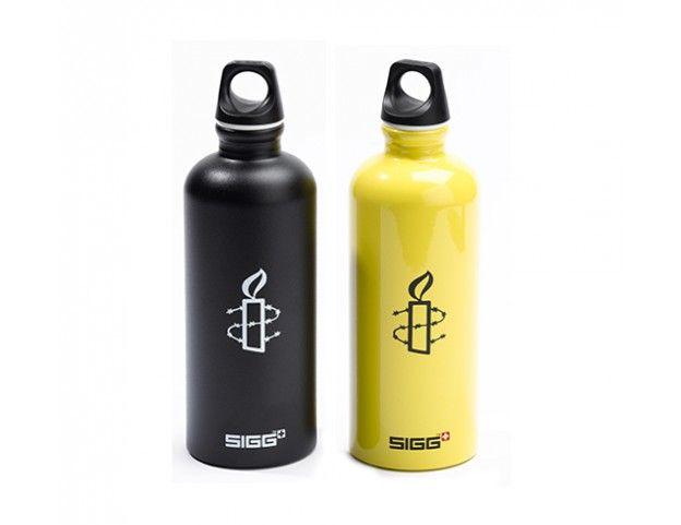 Amnesty SIGG-Flaschen
