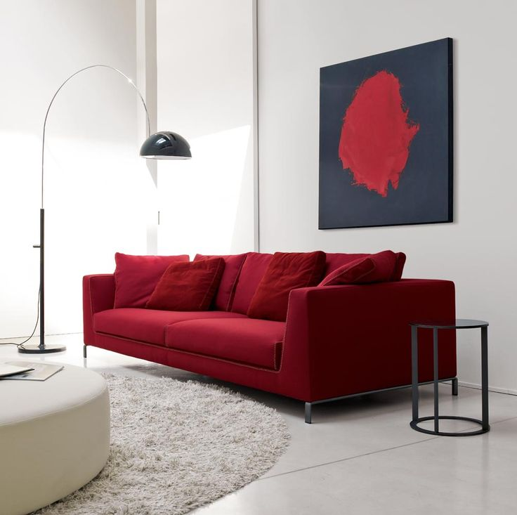 Sofa: RAY   Collection: Bu0026B Italia   Design: Antonio Citterio