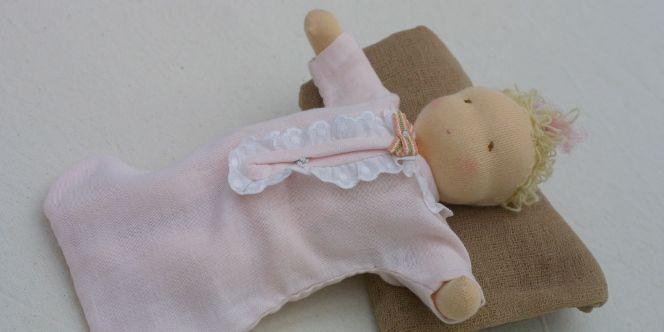赤ちゃん人形ラッセ(身長20cm)