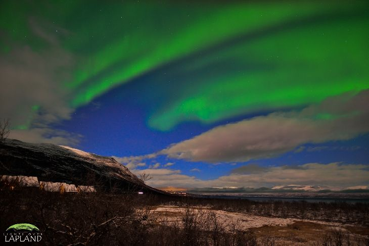 Auroras; Another great night in Abisko! Massive auroras are dancing in the sky above Abisko National Park right now! We have seen some amazing things during the last six weeks, but seeing a display like this share the sky with the supermoon is truly spectacular!  Taken by Chad Blakley on November 13, 2016 @ Abisko National Park, Sweden
