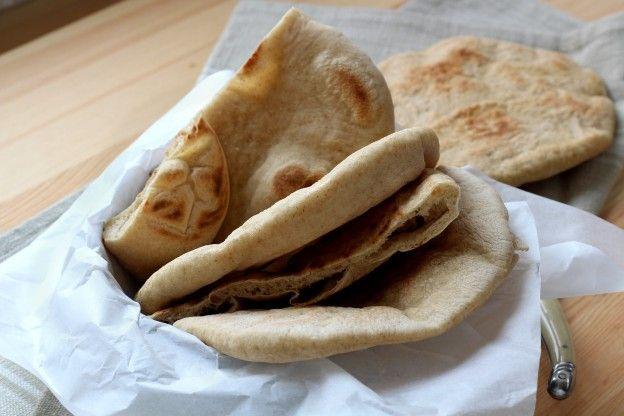 Come preparare il pane pita in casa