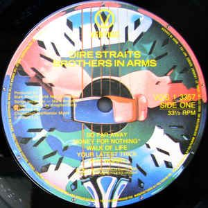 Dire Straits Brothers In Arms Lp Album For Sale Discogs In 2020 Brothers In Arms Arms Dire Straits