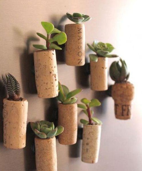 D co facile les bouchons fleuris cactus crochet et for Deposer du carrelage mural