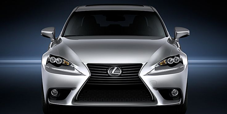 All-new 2014 #Lexus IS - www.LindsayLexus.com