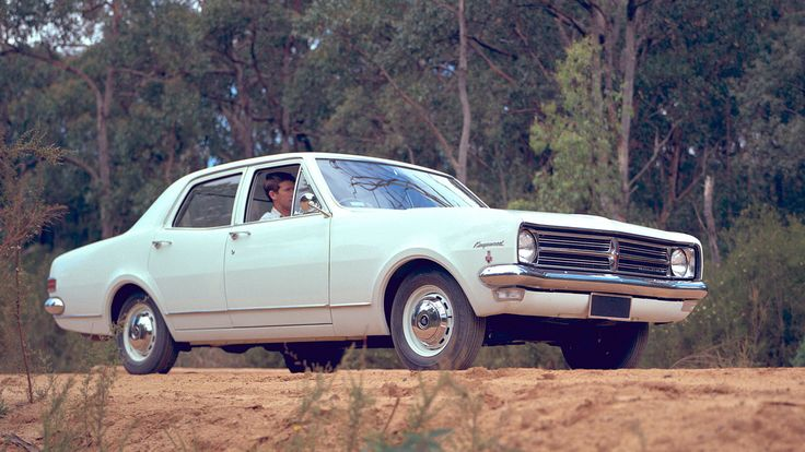 1968 HK Holden Kingswood Sedan