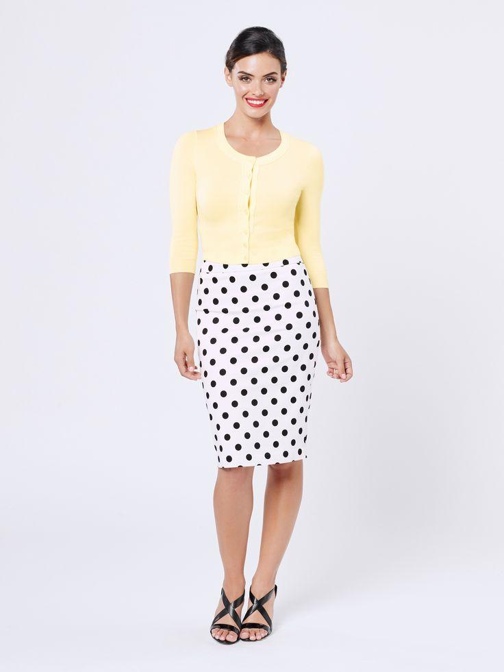 Hattie Spot Skirt | Skirts | Review Australia