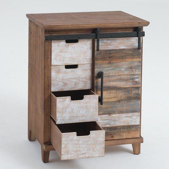 Gracie Oaks Tanja Sliding Wood 1 Door Accent Cabinet Reviews Wayfair In 2020 Accent Doors Accent Chests And Cabinets Sliding Wood Doors