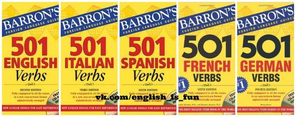E-Books for Learners & Teachers of English: Barron's Foreign Language Guides