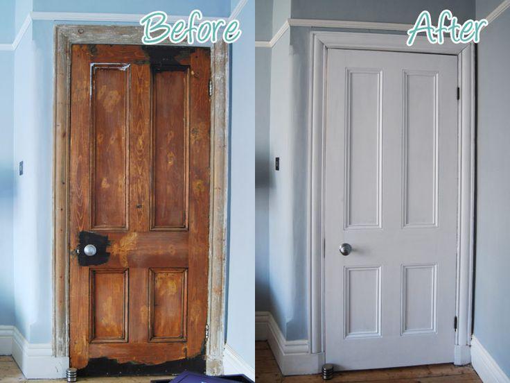 Edwardian Door Restoration Doors Restoration And Stair