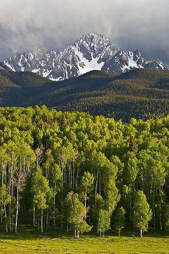Mt. Sneffels, 14,150' Colorado