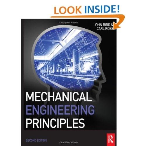 74 best engineer gallery images on pinterest mechanical mechanical engineering principles john bird carl ross 9780415517850 amazon fandeluxe Gallery