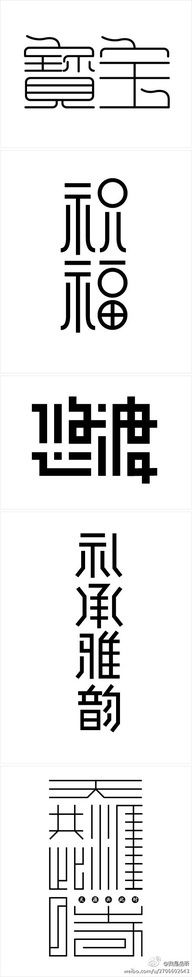 Chinese typography /