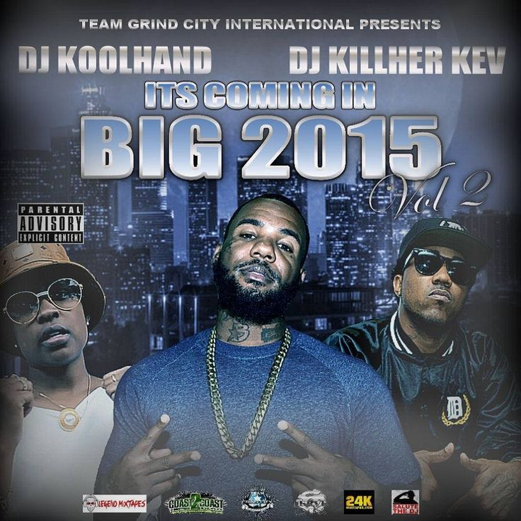 34 BANGIN TRACKS...RANGING FROM INDEPENDENT ARTISTS TOSIGNED ARTISTS...