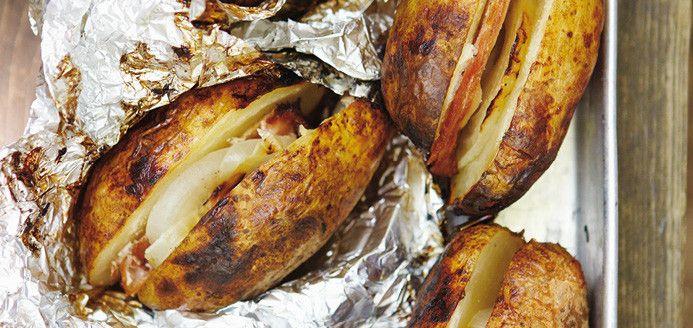 Coal-Roasted Potatoes with Onion and Bacon Recipes   Ricardo