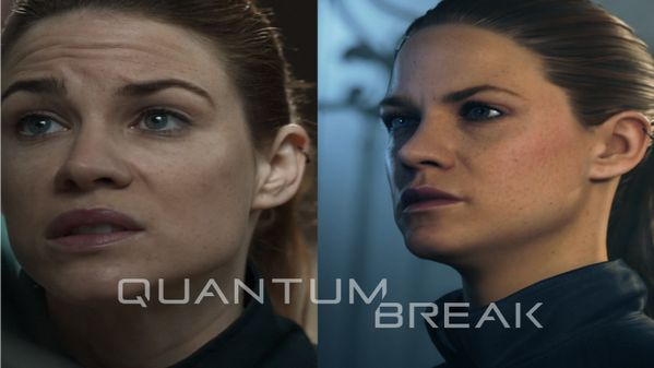 CG and Real #QuantumBreak