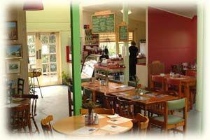 Summer Sensations Café - 50km from Geelong