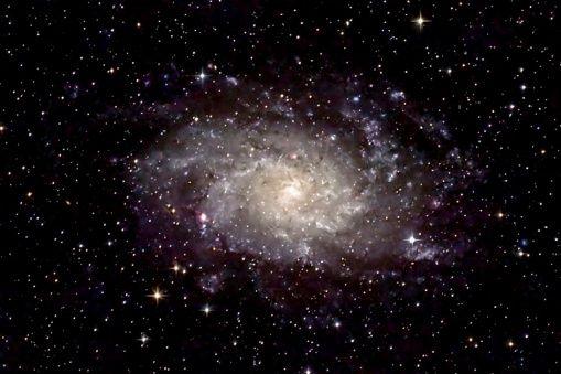 Spiral Galaxy - Fototapeter - Photowall