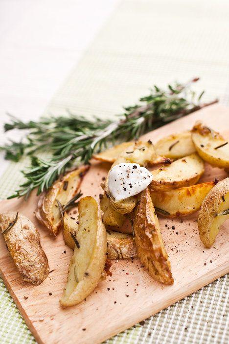 Grilované brambory :)