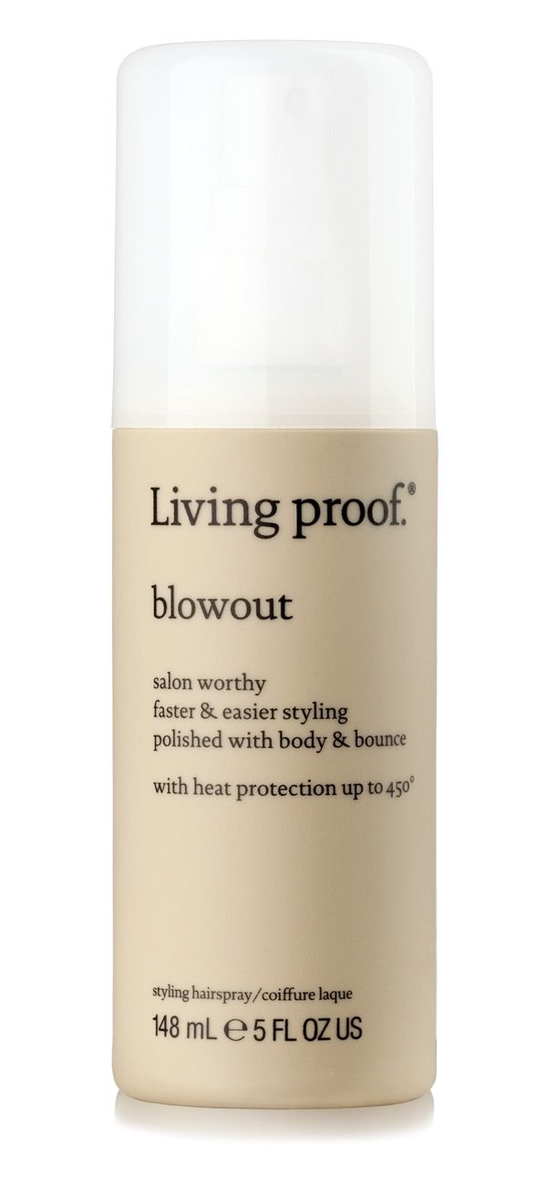 Get a faster, easier, salon-worthy blowout at home with Living Proof Blowout. #livingproof #blowout #blowdry
