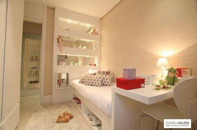 Um sonho de quarto!