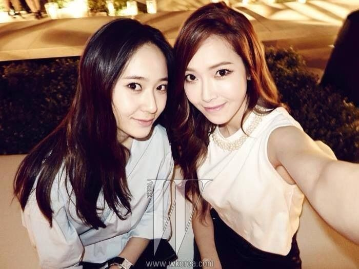 Jessica Krystal Jung sisters fx snsd   Jung Sisters ...