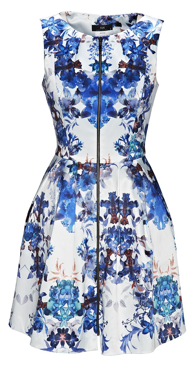 Dress from Cue. #kaleidoscope is trending at Westfield New Zealand. Follow us on Pinterest, repin your favourite item and go in the draw to win* a Westfield Gift Card. Terms and conditions apply.