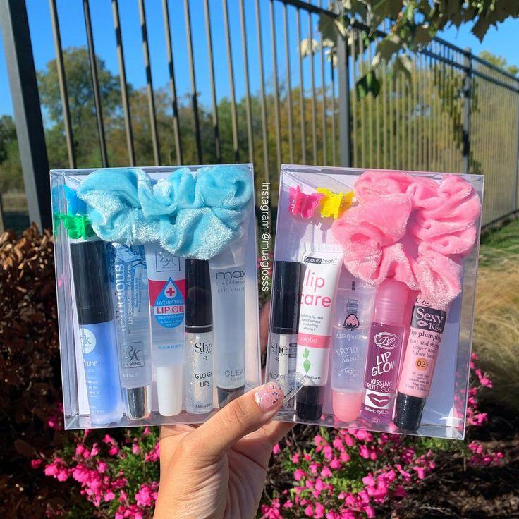 Colorful bundles in 2020 lip gloss set lip gloss lip