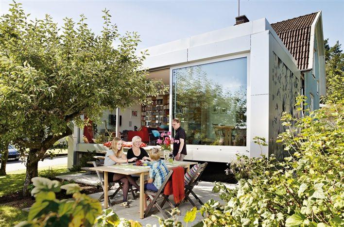 tillbyggnad villa arkitektur - Sök på Google