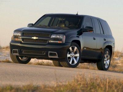 Chevrolet TrailBlazer SS 2006 poster, #poster, #mousepad, #Chevrolet #printcarposter
