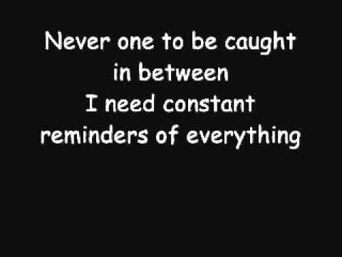 It S Complicated Lyrics A Day To Remember Complicated Lyrics